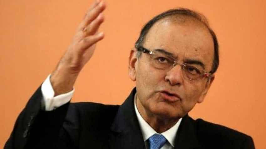 Upper caste quota will not breach 50 per cent SC cap: Arun Jaitley