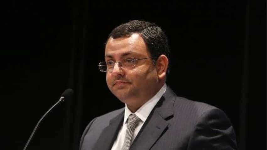 Cyrus Mistry was removed from Tata Sons without any intimation: Investment firms to NCLAT