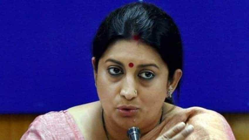 Modi govt's Mudra Scheme: Women entrepreneurs major beneficiaries, cornered about 75% of total disbursals, confirms Smriti Irani