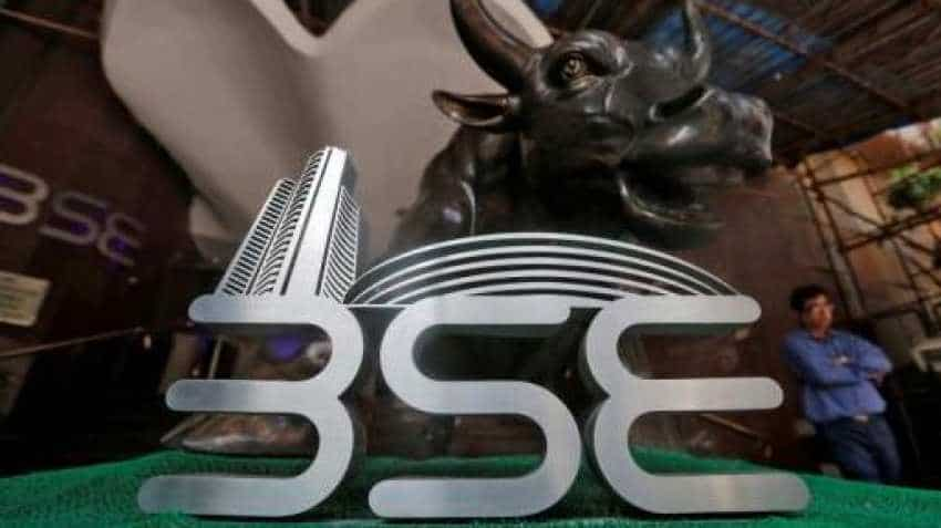 Opening Bell: Sensex rises 100 points on Fed Chief's dovish stance on rate hike, Nifty below 10,850 mark
