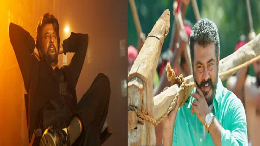 Petta Vs Viswasam Box Office Collection Day 1 Ajith Beats