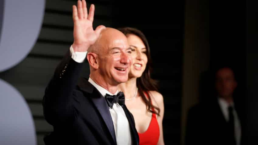 Jeff Bezos-Mackenzie divorce: Amazon CEO may no longer be the richest man in the world; good news to Bill Gates? A breathtaking cost for a split