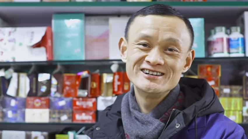 Viral in China: 'Duplicate' Jack Ma's earning doubles, thanks to his face