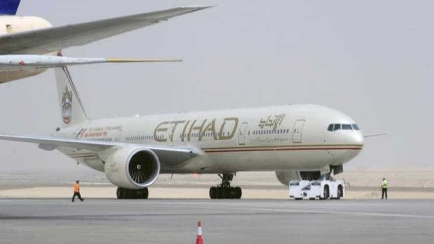 Etihad to raise stake in cash-strapped Jet Airways: source
