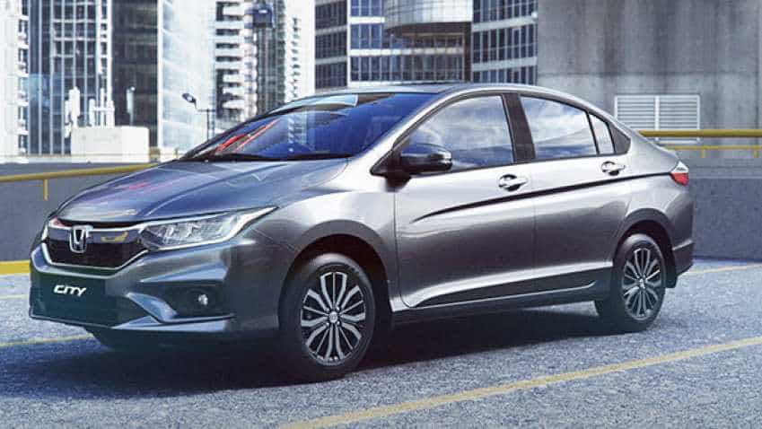 Honda City Car Prices Slashed By Up To Rs 33 000 Check Out The Models That Received Price Cut Zee Business