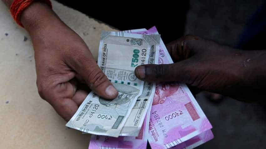 Rupee versus dollar: Rupee climbs 13 paise against dollar