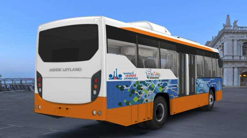 Ashok Leyland electric buses will soon run on Ahmedabad roads - All you need to know