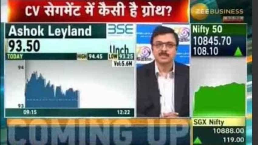 Never saw such a huge & speedy investment in infrastructure in my career: Vinod Dasari, Ashok Leyland
