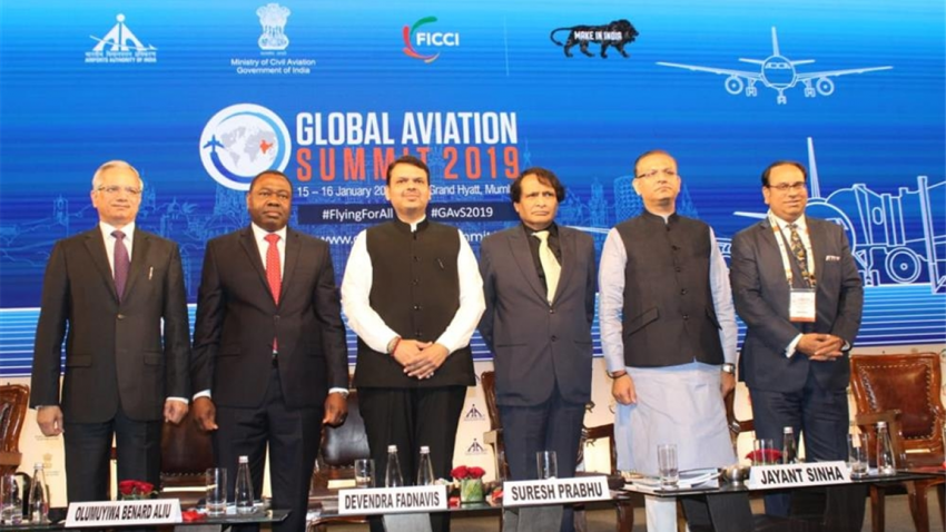 Global Aviation Summit 2019: India may require around 190-200 airports in 2040 - This is how our country will become global hub