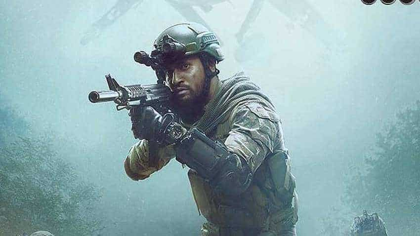 Uri: The Surgical Strike box office collection: Vicky Kaushal starrer on  course to be BLOCKBUSTER! | Zee Business