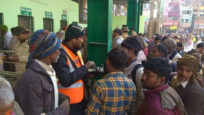 Kumbh ushers in a new era for Indian Railways: After UTS app, now get unreserved tickets using handheld machine