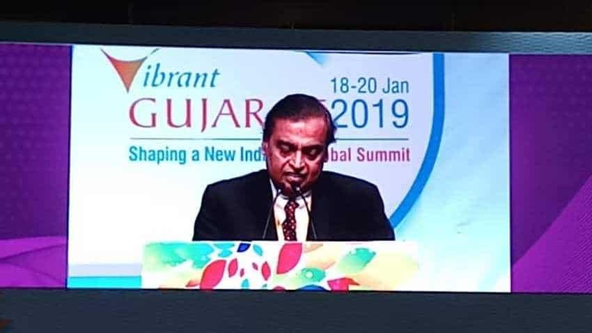 Mukesh Ambani at Vibrant Gujarat Global Summit: Read full speech by Reliance Industries chief