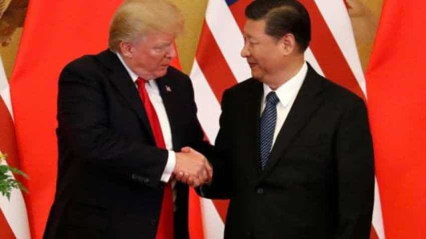 Trade deal could very well happen with China, says Trump