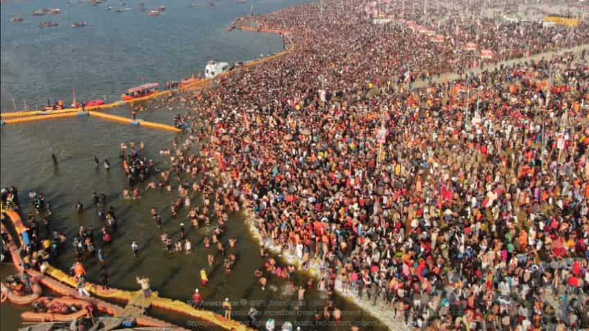 Mega Kumbh Mela to generate whopping Rs 1.2 lakh crore revenue? What industry body CII said