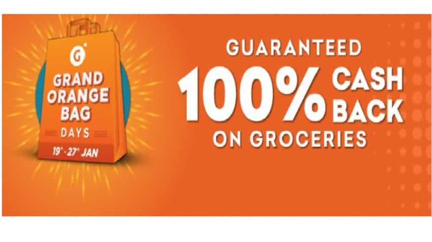 Grand Orange Bag Days (GOBD) sale: Grofers aims to clock gross merchandise value of over Rs 200 cr