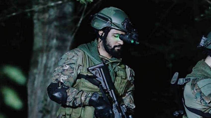 Uri box office collection: Josh is even higher now! Vicky Kaushal starrer enters Rs 100 cr club in just 10 days!