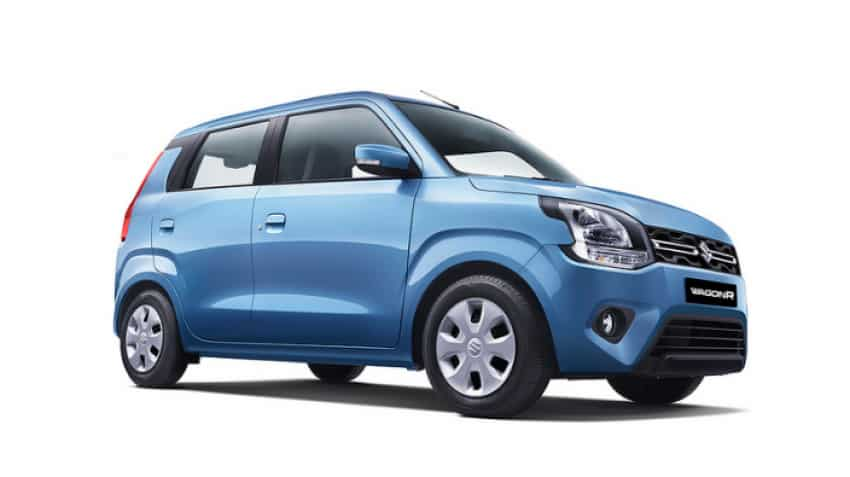 Maruti Suzuki WagonR price: Here is how much each variant will cost