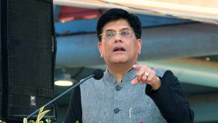 Piyush Goyal gets additional charge of ministry of finance, corporate affairs 9 days ahead of budget