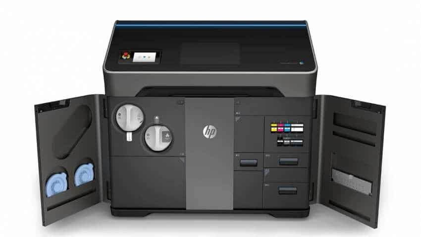 HP launches full-colour 3D printer for SMBs in India