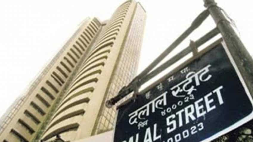 Closing bell: Sensex scales 86 points, Nifty below 10,850 levels