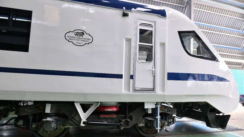 This is when Indian Railways Train 18 is likely to be launched