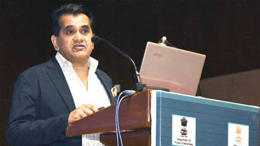 Artificial Intelligence is going to transform life of human beings: Amitabh Kant