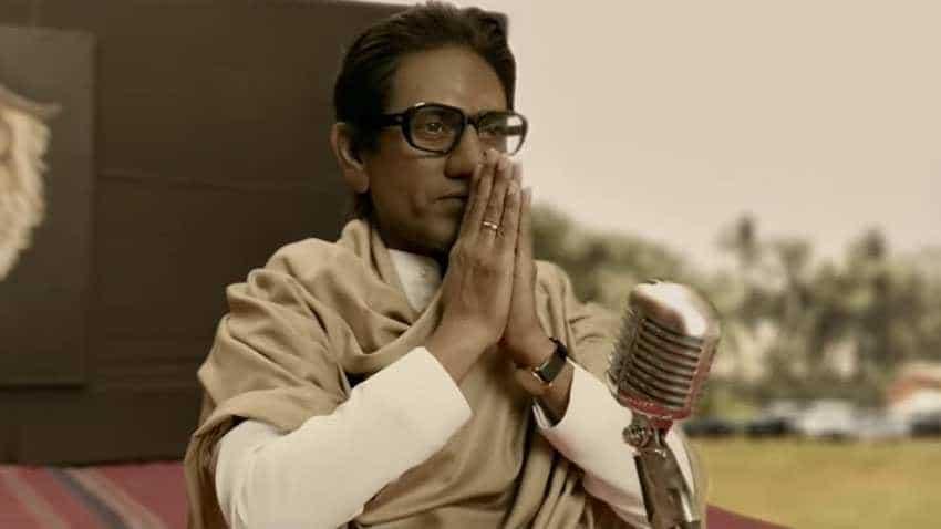 Thackeray Box Office Collection day 1: Nawazuddin Siddiqui, Amrita Rao film on Bal Thackeray set to surprise