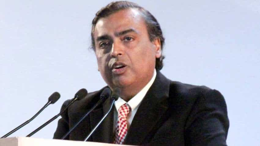Reliance Industries chief Mukesh Ambani to be India's 1st Internet tycoon?