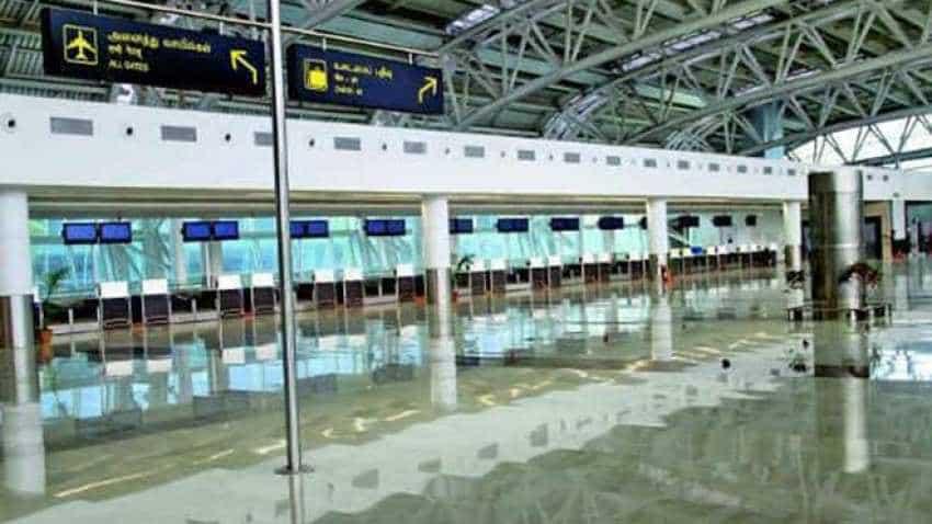 GMR unveils GMR Square at Delhi international airport