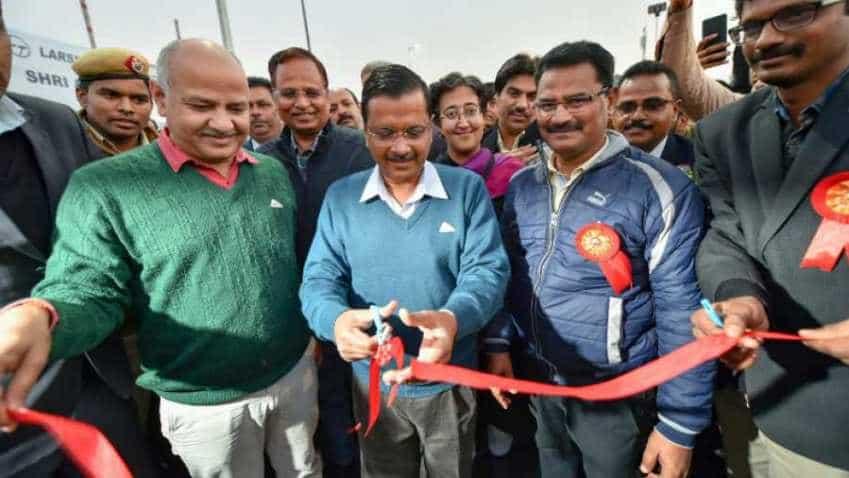 Signal-free ride between Noida, Akshardham with Mayur Vihar flyover