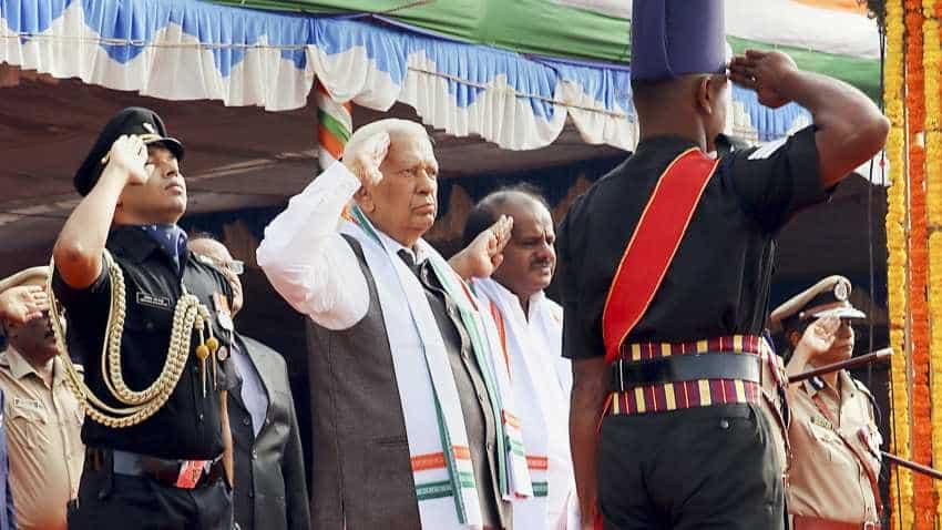 Karnataka providing relief, jobs for drought-hit: Governor