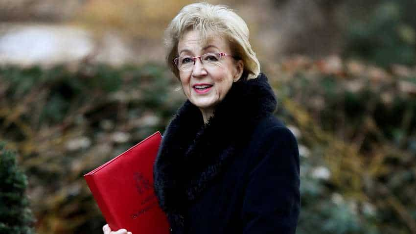 Brexit date could be pushed back by a ''couple of extra weeks'': Andrea Leadsom
