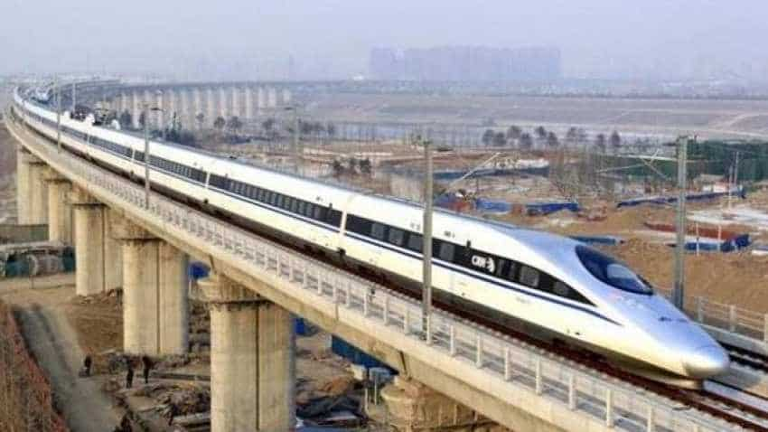 Believe it or not, Indian Railways' bullet train to say 'Sorry' for being late