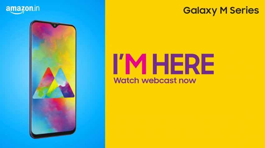 Samsung Galaxy M launched in India; Check price, other features