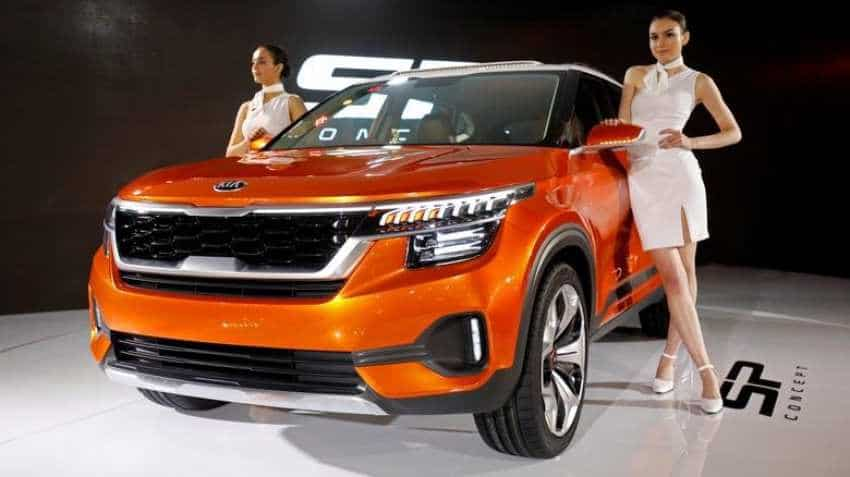 Kia Motors to launch first vehicle in India in July