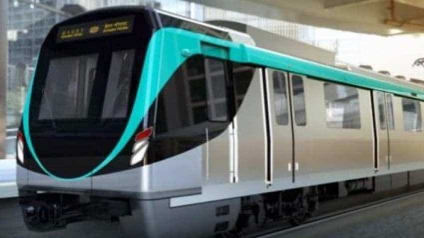Over 17% rise in passengers on Noida-Greater Noida Metro Aqua Line on first Monday