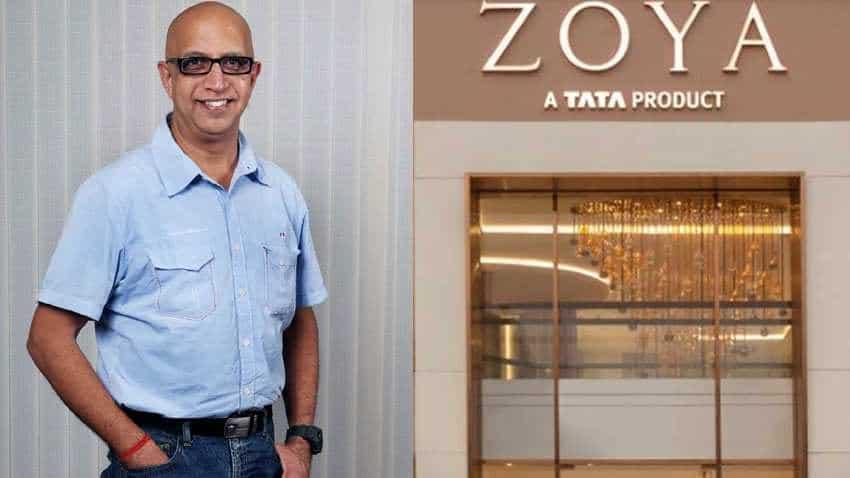 Zee Business Exclusive: Interview - Titan Jewellery CEO CK Venkatraman on luxury brand Zoya, its competitors and more