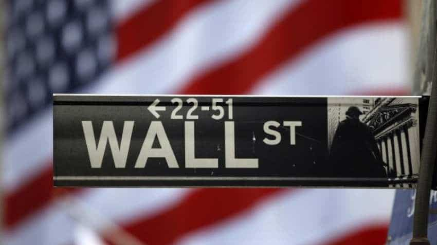 Wall Street wavers as tech gives ground and industrials rebound