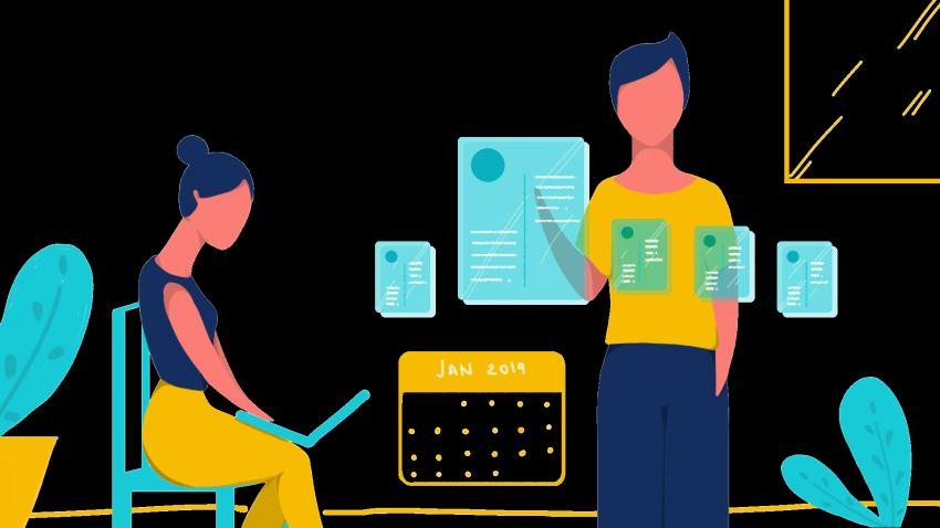 Finding job gets easier! This platform makes your job easier