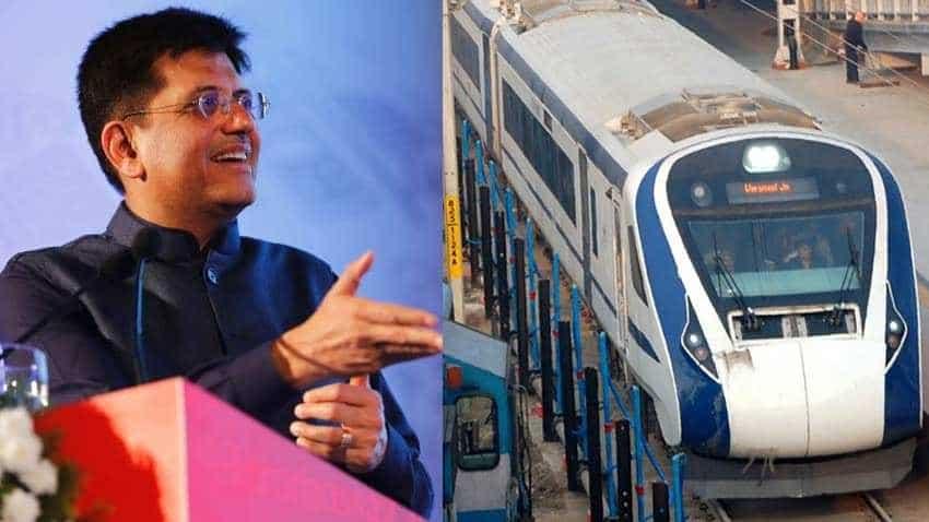 Engineering marvel! Train 18 aka Vande Bharat Express will revolutionise train travel in India: Piyush Goyal