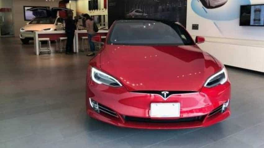 Indian-origin Tesla CFO Deepak Ahuja quits, company stocks fall by 5 per cent