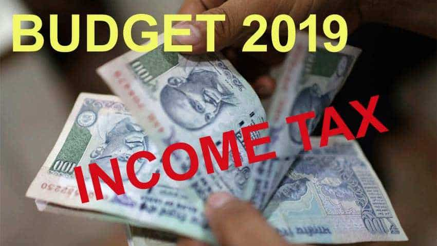 Income Tax update Budget 2019: Joy for salaried employees; income tax rebate up to Rs 5 lakh announced