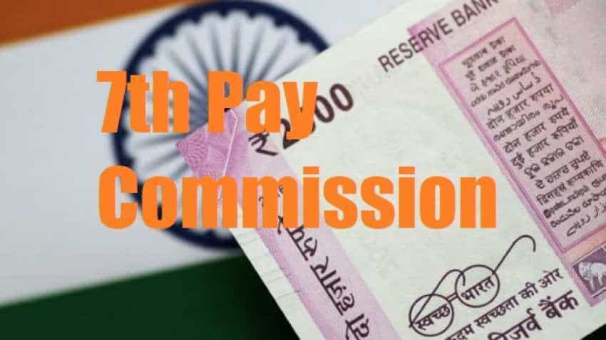 7th Pay Commission: Hike in central government employees