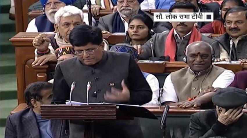 Budget 2019: When LK Advani reminded Piyush Goyal of 'Uri: The Surgical Strike' during presentation
