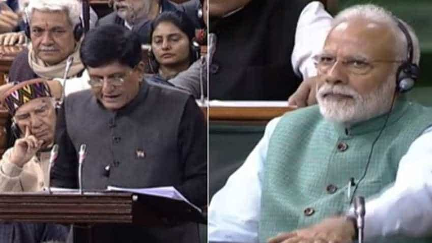 Budget 2019: Up to Rs 15k per month! Modi govt launches pension plan for informal workers