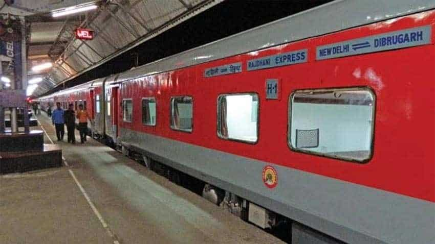 Indian Railways: Rs 64,587 cr budgetary support, Rs 1.58 lakh cr capex, no hike in fares
