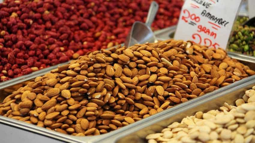 Beyond Budget: Why some people in California are going 'nuts' over GST on Almonds in India