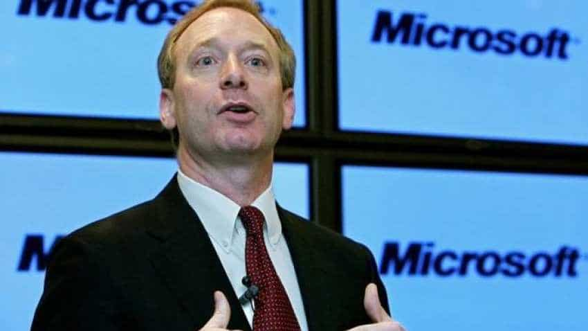 Stopping facial recognition tech will be cruel: Microsoft President Brad Smith