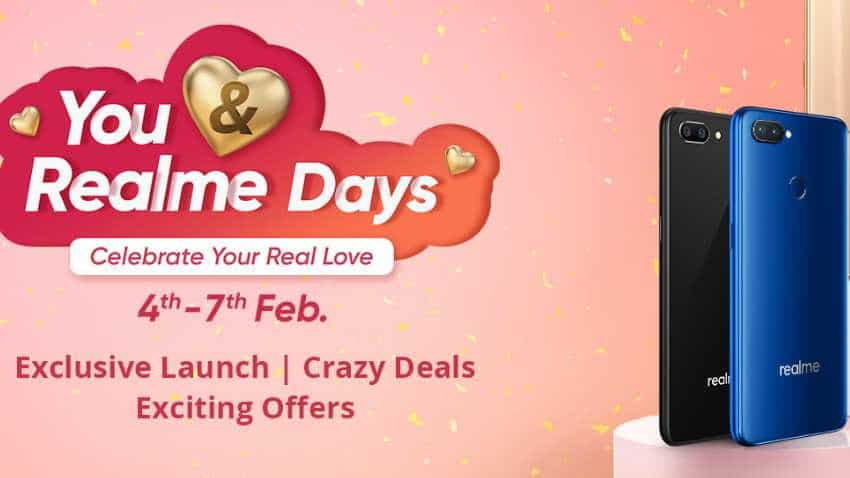 You and Realme Days sale: 4 massive offers on Realme U1, Realme C1, other smartphones; check details