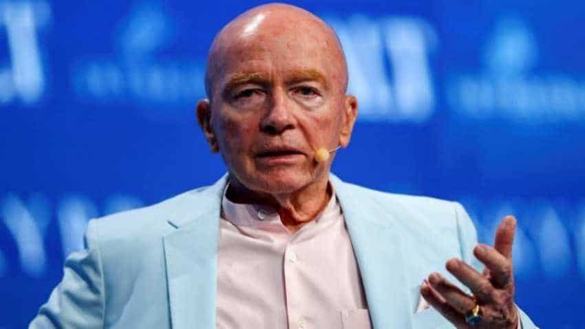 NBFC liquidity crunch! Mark Mobius restores faith; believes crisis is best time for bargain hunting